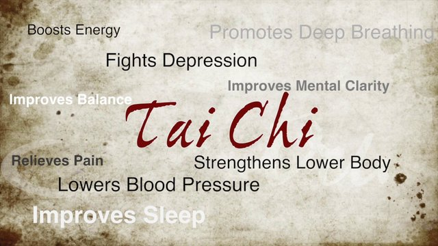 Tai Chi Makes You Stronger