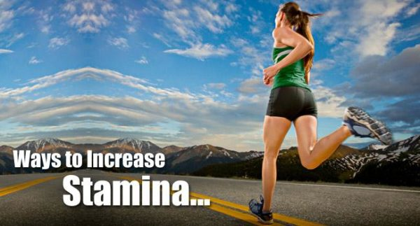 5 Ways to Boost Your Stamina