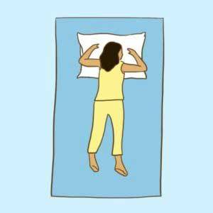 Right Sleep Position Health Problems