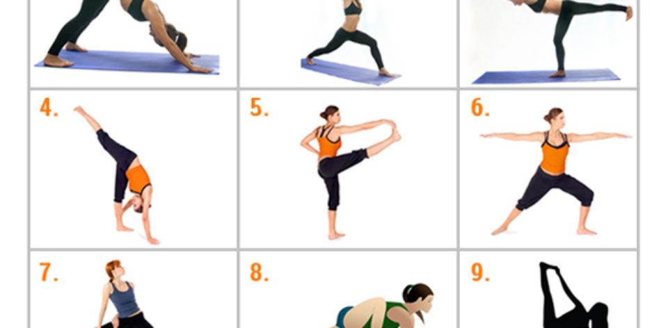 SLIMMING EXERCISES